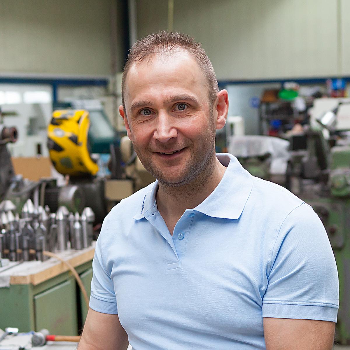 René Liebermann, Betriebsleiter