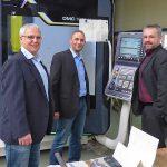 Hildburghausens Bürgermeister zu Besuch bei der Technotrans GmbH