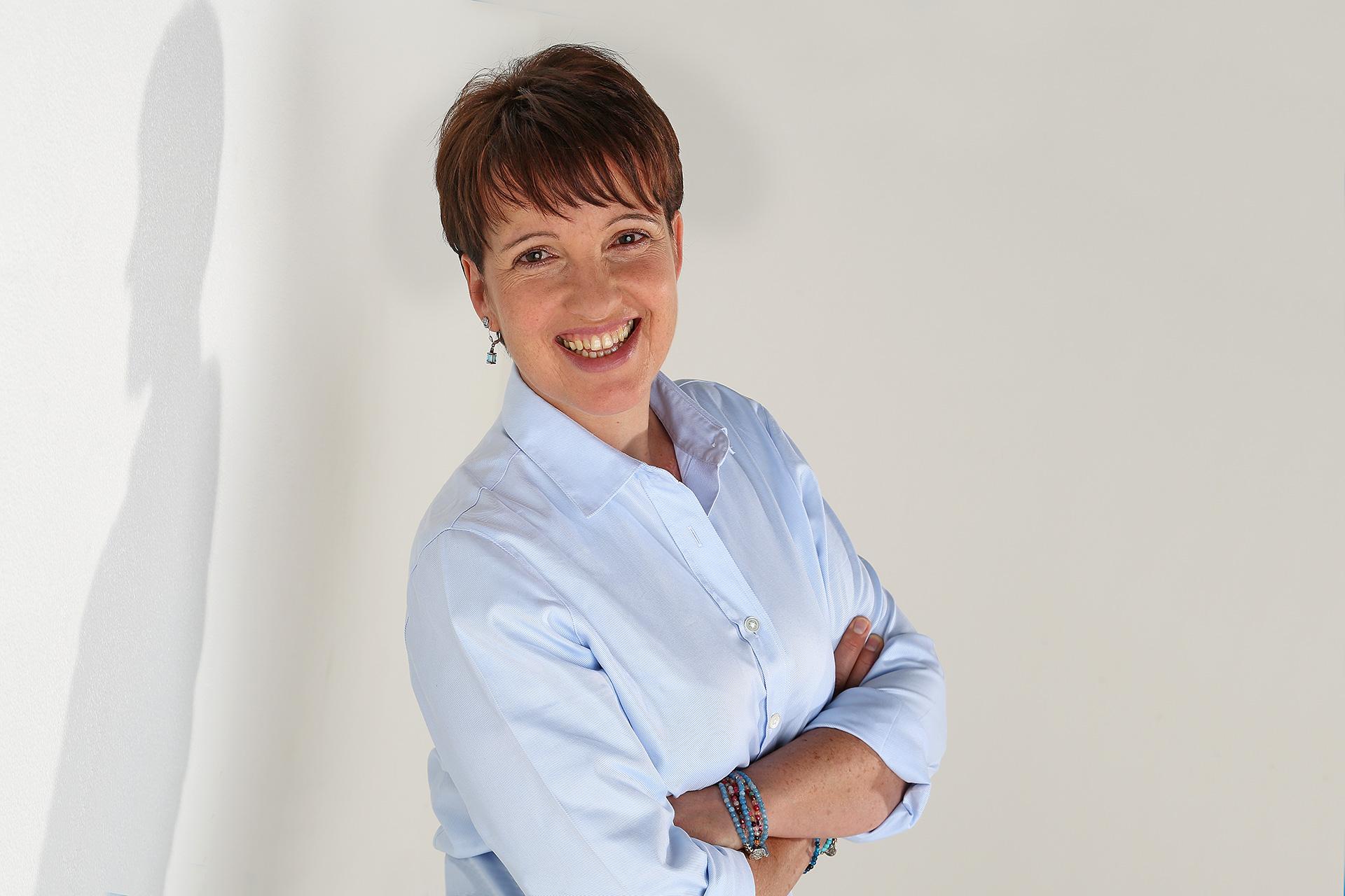 Frau Jasmin Kolar-Höfliger, Geschäftsführerin