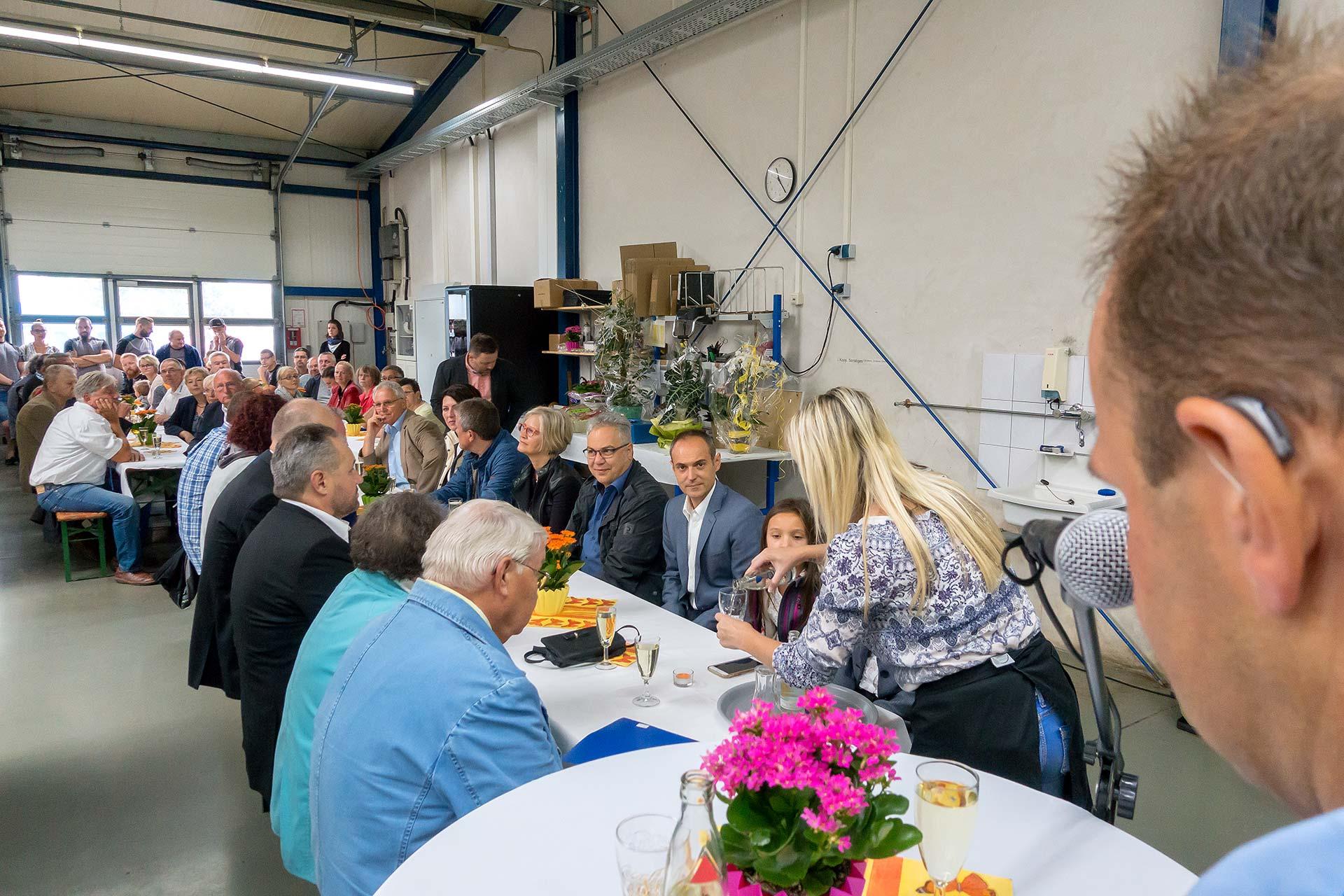 25 Jahre Technotrans - Gäste und Mitarbeiter